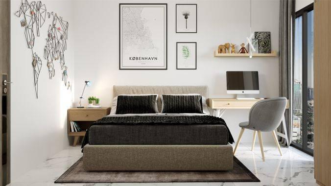 Anwa Residence Tipe 2 Bedroom