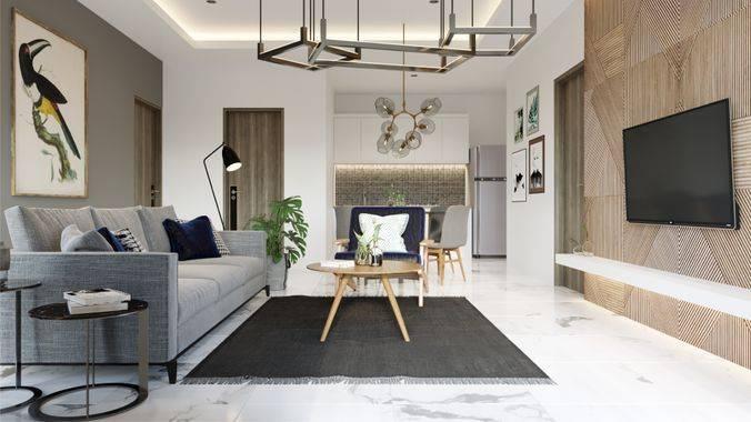 Anwa Residence Tipe 3 Bedroom